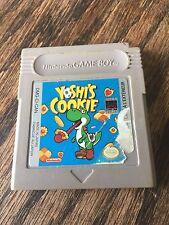 Yoshi's Cookie (Nintendo Game Boy) Game Cart Only. - GOOD GAME.