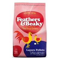 Feathers And Beaky Free Range Layers Pellets PD2076