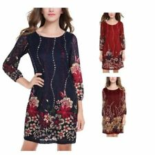 Lace Regular Size Shirt Dresses for Women