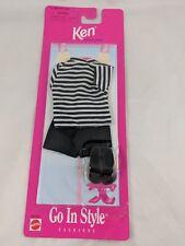 Mattel Ken Go in Style Fashions Boyfriend of Barbie 68040-94 1998