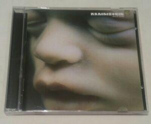 Rammstein: Mutter (CD, 2001, Motor Music/Universal)
