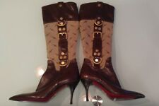 Cesare Paciotti Pointy Heel Boots  Size 4.5 US / EUR 35