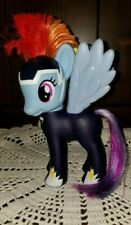 My Little Pony Rainbow Dash Pegasus Power Pony Purple Pony Rainbow Mohawk