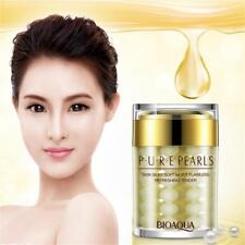 Pure Pearl Collagen Essence Face Hydrating Moisturizing Anti-aging Serum Cream