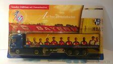 "Kulmbacher 1:87 MAN TG460 SZ ""FC Bayern rote Trikot´s 2001"" #28907#"