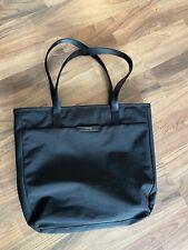 Bellroy Tokyo Tote Laptop Tote Shoulder Bag, Zipper Closure, Bottle Holder Black