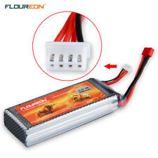 11.1V 5500mAh 3S 35C LiPo RC Battery Deans Plug for RC Car Truck Airplane Boat