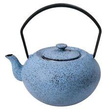 Gusseisen Teekanne Shizuoka blau 0,45 L
