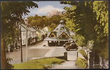 Somerset Postcard - Yarn Market, Dunster      RS2167
