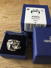 Swarovski Fizz Rng Item 976072 Perfect  Medium Size 55