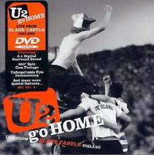 U2 GO HOME LIVE FROM SLANE CASTLE IRELAND DVD ROCK MUSIC NEW