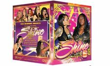 Official Shine Volume 6 Female Wrestling DVD