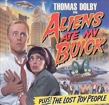 Thomas Dolby Aliens Ate My Buick  (CD, Apr-1988, EMI-Manhattan)