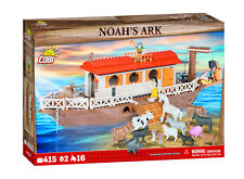 COBI 'Noah's Ark' 415 Pieces 2 Figures & 16 Animals Item #28026