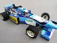 1/10 RTR Prepainted F1 benetton 1995 B195 RC Car Body for Tamiya F103 F104w