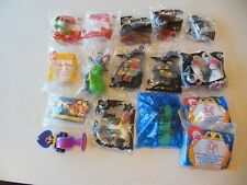McDonalds Happy Meal Toys Misc. Lot Of 18