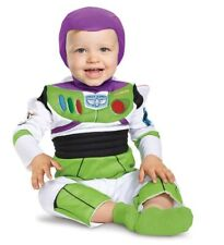 Toy Story 4 Buzz Lightyear Deluxe Halloween Costume 2T Baby Boys