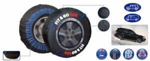 NEW! SALE! 4 x 4 & VAN Fit & Go Sox anti skid covers size 01 fits 15''-21''
