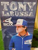 Chicago White Sox Tony LaRussa Bobblehead WITH CHOICE OF BONUS. READ BELOW.