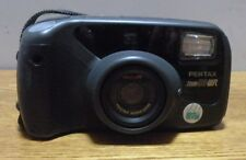 Pentax Zoom 90-WR 35mm Film used Camera with zoom Lens and soft case
