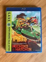 Michiko  Hatchin: The Complete Series (Blu-ray/DVD) (S.A.V.E. Edition)