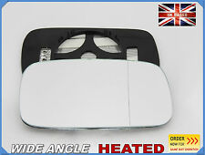 For Saab 9 3 1998-2002 Wing Mirror CAR Glass Wide Angle HEATED Right Side #SA003