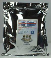 Food 4 Patriots 72-Hour Food Supply Kit - Survival - 16 Servings - Emergency