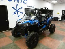 2016 Polaris Rzr Xp 1000 Turbo 4x4 Efi eps 4x4 Voodoo Blue Nice!