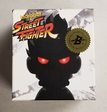 "Bait Exclusive kidrobot STREET FIGHTER ONI AKUMA 3"" SEALED NEW"