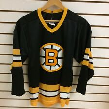 Vintage Boston Bruins Hockey Jersey Size Small CCM