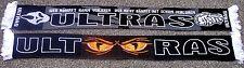 """Ultras Schal """"WER KÄMPFT KANN..."""" Fan Ultra + NEU + 150x15 cm + 100% Acryl"""