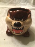 RARE 1989 Applause Warner Bros TAZ Tasmanian Devil Coffee Cup Mug