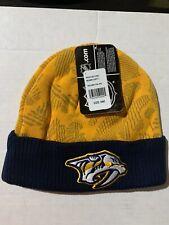 New ListingNashville Predators Nhl Adult Beanie Hat Cap