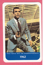 Sean Connery James Bond Cool Movie Film Collector Card from Europe