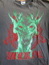 Original Vintage Slayer Concert Shirt 1988 World Sacrifice Tour True Vintagel