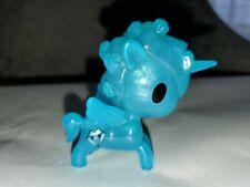 Tokidoki TKDK Unicorno Gems Vinyl Figure - Brilliant Zircon Blue