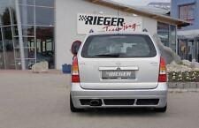 Rieger Heckansatz für Opel Astra G Caravan