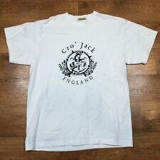 Cro Jack T Shirt White Large