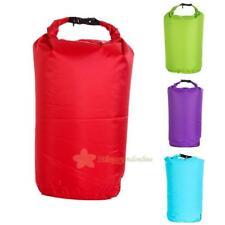 Waterproof Compression Stuff Sack Dry Bags Ultralight Camping Hiking Sack 8/15L