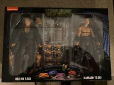 NECA TMNT Oroku Saki & Hamato Yoshi  - WALMART EXCLUSIVE!!  BRAND NEW IN BOX