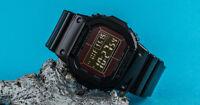 CASIO Herrenuhr G-Shock Solar-Funkuhr GW-M5610BB-1ER