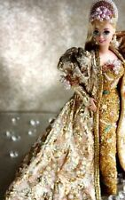 Barbie Gold Jubilee 35th anniversary shipper 1994