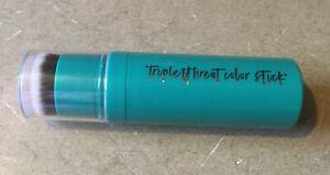 THRIVE Causemetics Triple Threat Color Stick JOY Gold shimmer New no Box