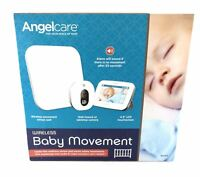"Angelcare Wireless Baby Monitor w/ 4.3"" Touchscreen Display & Movement Pad AC417"