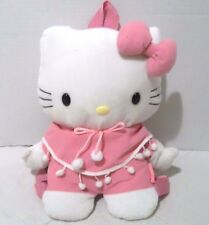 Plush Hello Kitty Small Backpack Toddler Girl