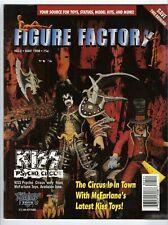 1998 FIGURE FACTORY #2 Catalog magazine Kiss Psycho Circus McFarlane Toys.