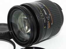 """"" Near Mint """" Nikon zoom 24-85mm f/2.8-4 D AF IF Lens w/Filter From JAPAN F/S"