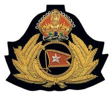 UK White Star Line RMS Titanic Ocean Liner Crest Hat Cap Uniform Officer Patch X