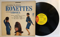 Presenting The Fabulous Ronettes - 1965 US Stereo ST-90721 (EX) Ultrasonic Clean