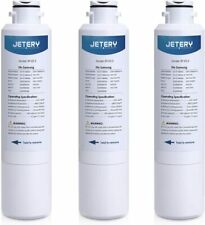 3 pack JETERY Refrigerator Water Filter Replacement RF-03-3 Samsung DA29-00020B